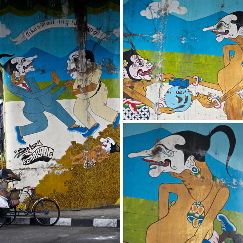 Yogya Street Art Pic Collage2
