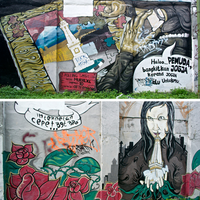 Yogya Street Art Stadium Pic Collage2
