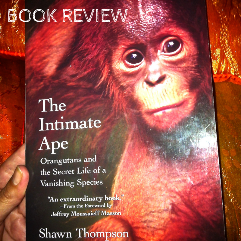 BOOK REVIEW The Intimate Ape Title Pic