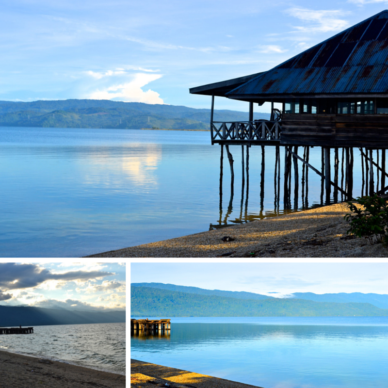 Danau Poso Pic Collage