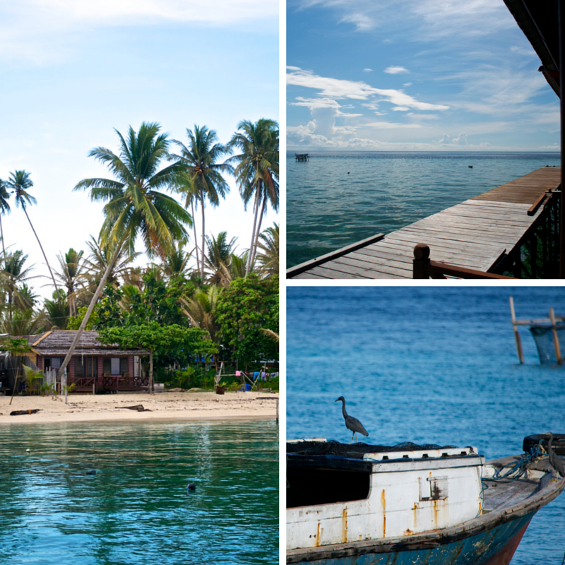 Derawan Slow Life Pic Collage1