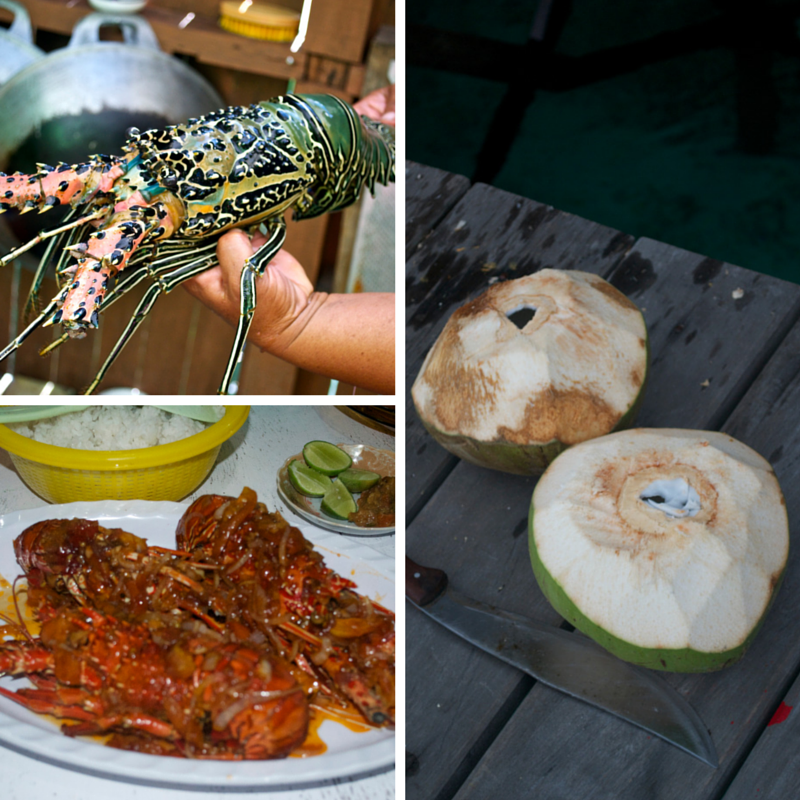 Derawan Slow island life Pic Collage3