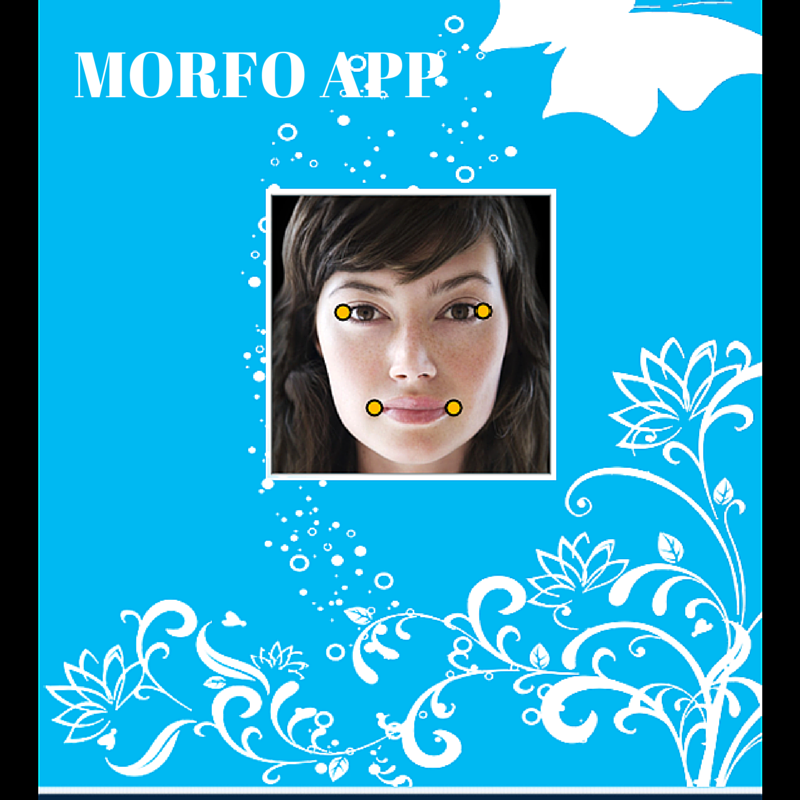 MORFO APP NEW Title Pic