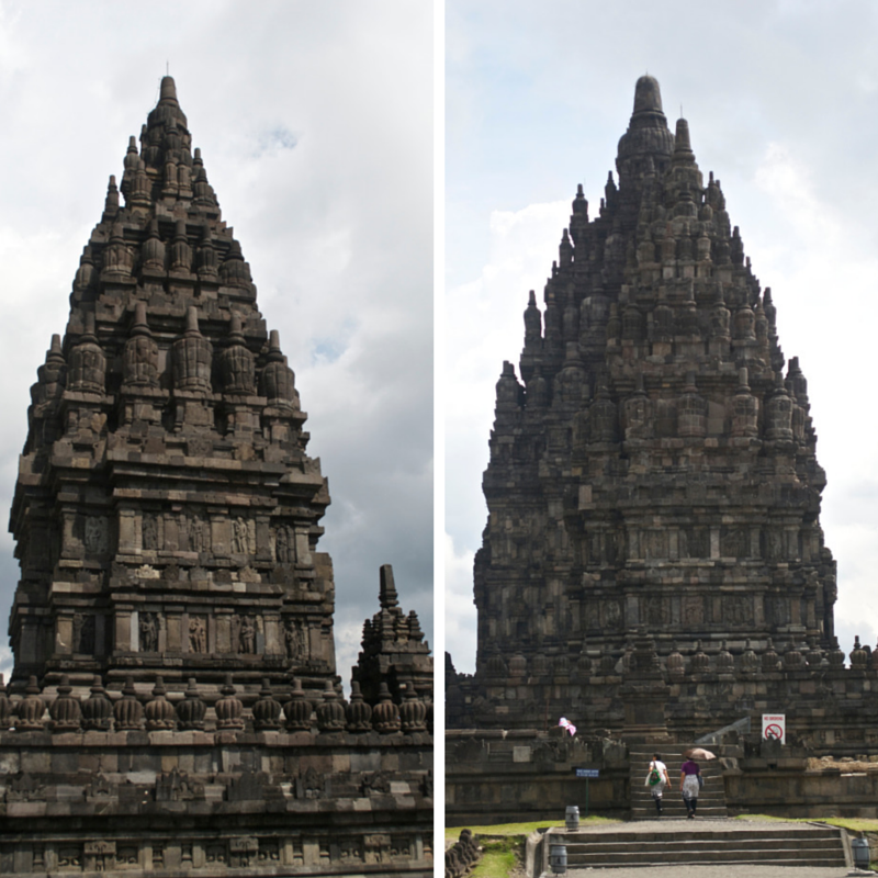 Prambanan Temple Pic Collage1