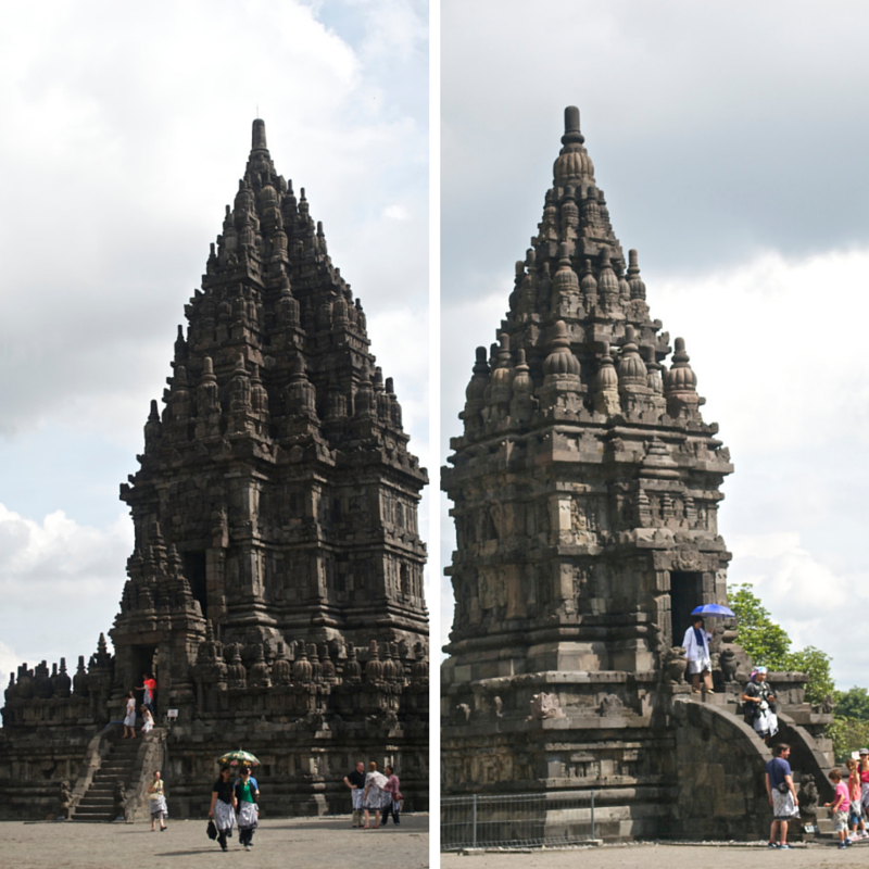 Prambanan Temple Pic Collage2