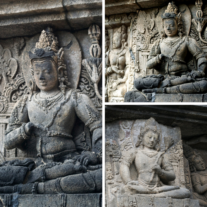 Prambanan Temple Pic Collage3