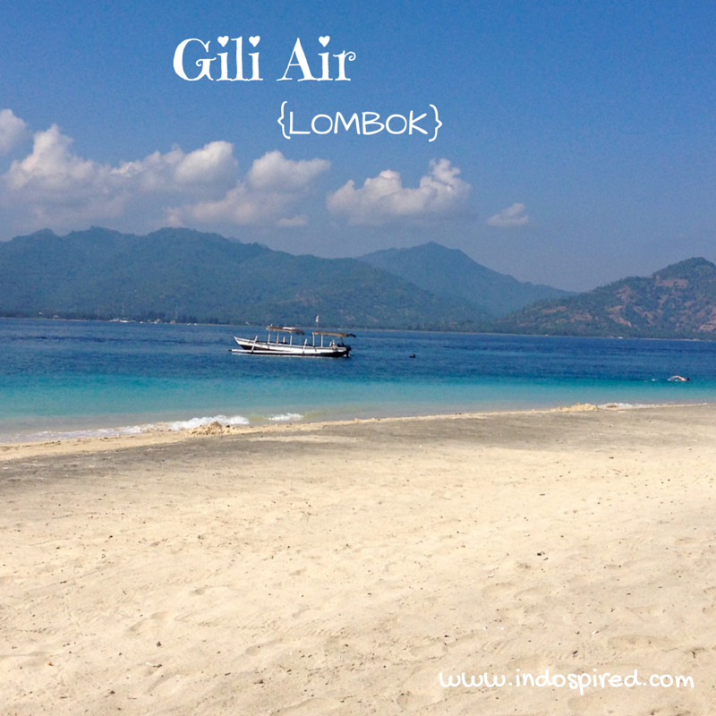Top 5 Places Gili Air Pic