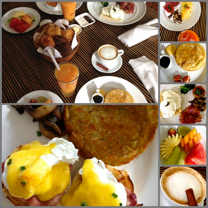 The Elysian Breakfast Collage