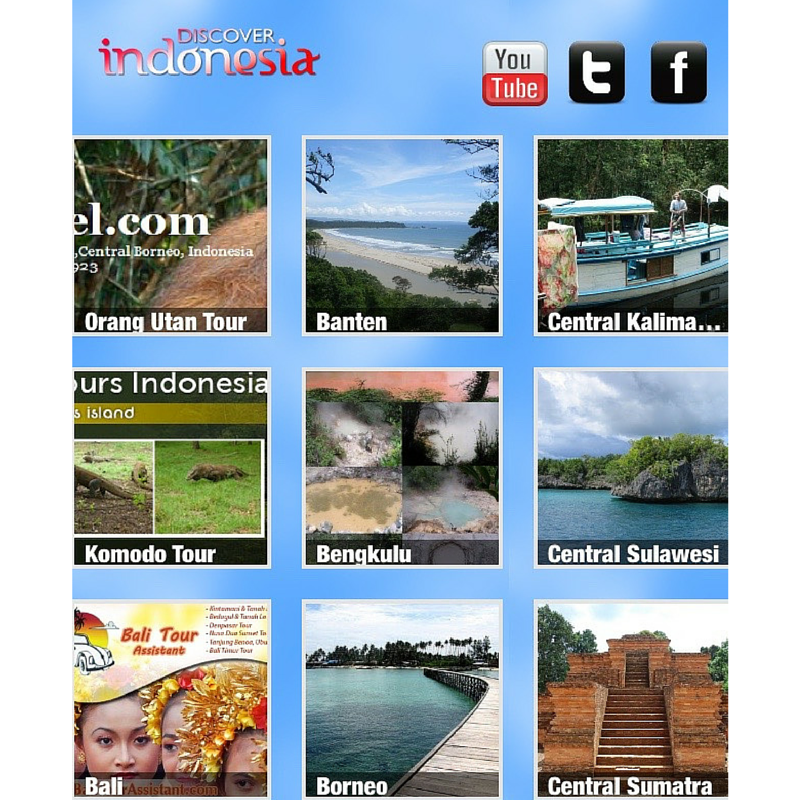Discover Indo Travel App Pic