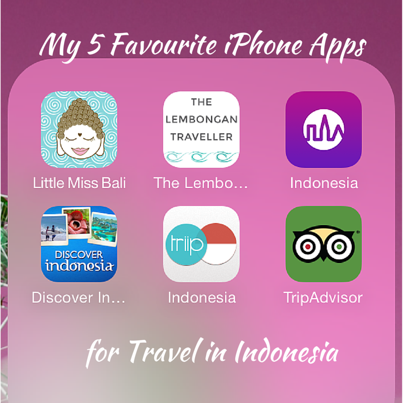 My 5 Favourite iPhone Apps