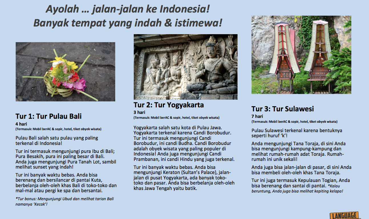 Indo travel brochure sample pic LLS