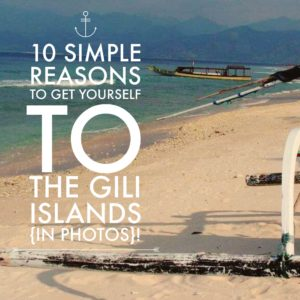 10 reasons to go to the Gilis Title Pic