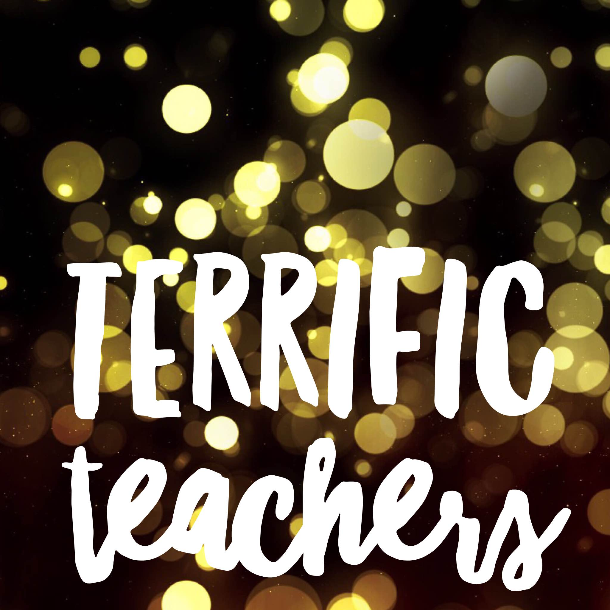 Terrific teachers title pic