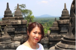 maria-at-borobudur